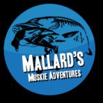 Mallard's Muskie Adventures logo